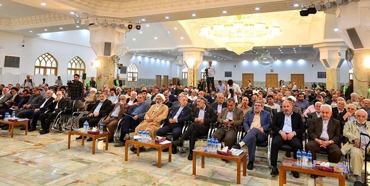 شبستان امام خمینی(ره) در آستان مقدس حضرت عبدالعظیم(ع) به بهرهبرداری رسید