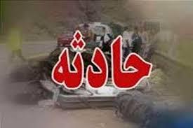 واژگونی خودرو  با 7 کشته زخمی در  سبزوار - شاهرود