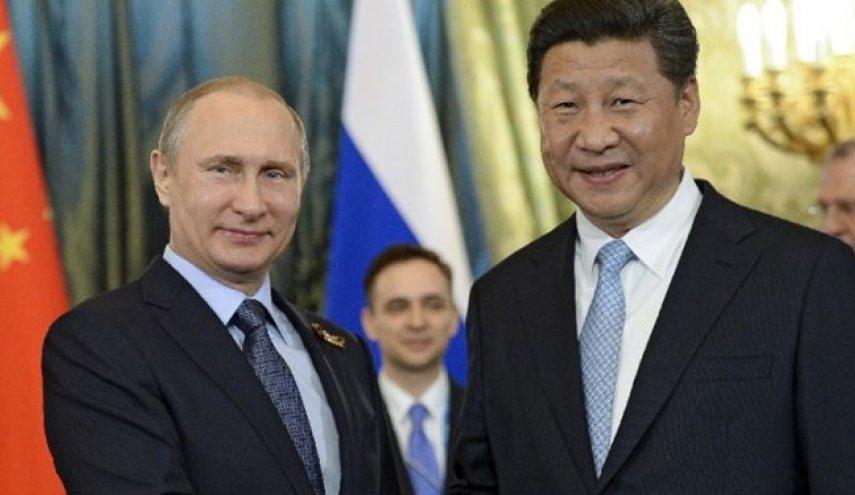 شرکت رییس جمهور چین در