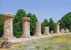 افتتاح پروژه های مرمتی معبد آناهیتا