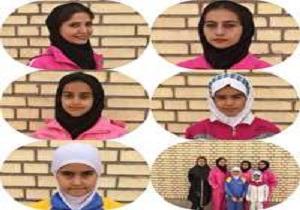 دختران یوگاکار سمنانی در اردوی انتخابی تیم ملی حضور یافتند