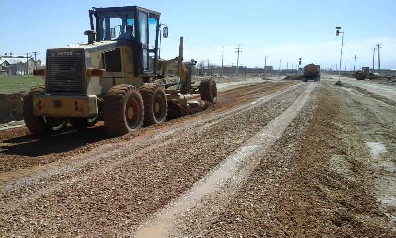 شانه سازی بیش از 200 کیلومتر از راه های استان همدان