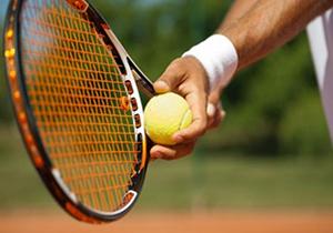 تیم تنیس جوانان همدان در مسابقات قهرمانی کشور
