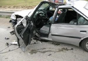 خوابآلودگی راننده باعث مرگ وی شد