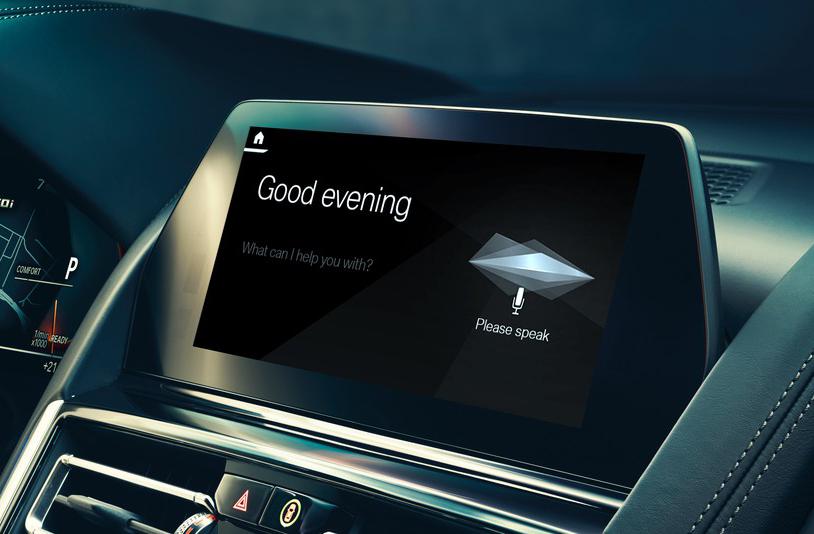 شرکت BMW خودروهای خود را به دستیار صوتی مجهز میکند