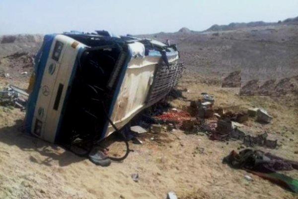 تصادف در «قندهار» ۱۵ کشته و ۲۵ زخمی بر جای گذاشت