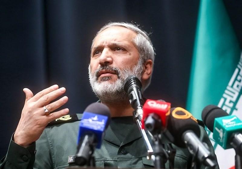 کشف انبارهای کالاهای احتکار شده توسط سپاه تهران