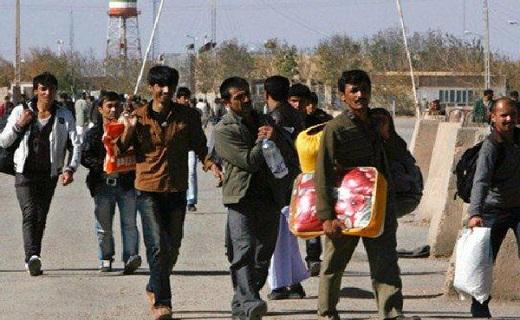 ۵۰۰ هزار تبعه خارجی مقیم ایران در حال بازگشت به کشورشان هستند
