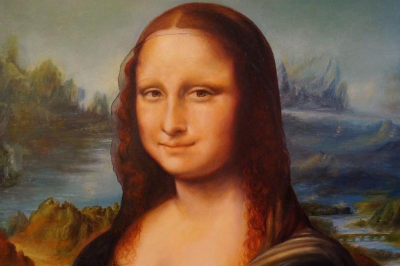 معجزه لبخند مونالیزا تنها یک تیروئید مریض است