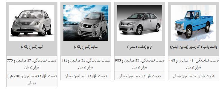 روز آرام بازار خودرو /قیمتها ثابت ماند