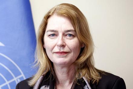 «انگرید هیدن» به عنوان معاون نماینده ویژه سازمان ملل برای افغانستان منصوب شد