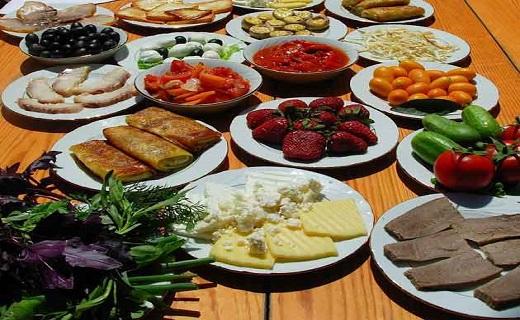 چه غذاها و مواد خوراکی را نباید باهم بخوریم