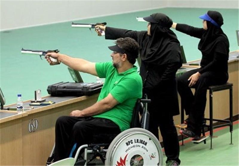 آجرلو: شانس کسب مدال در بازیهای پارآسیایی را داریم