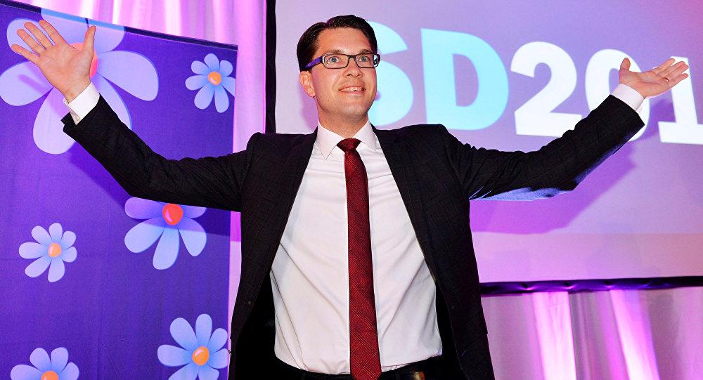 داعش انتخابات پارلمانی سوئد را تهدید کرد