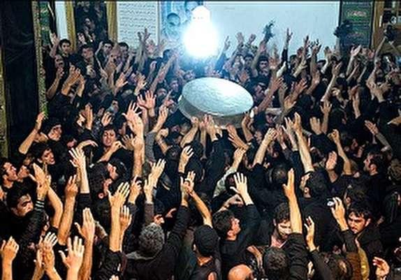باشگاه خبرنگاران - طشتگذاری؛ هویت مکتب عزاداری مردم اردبیل/ آئینی که با تمدن مردم این دیار گره خورده است