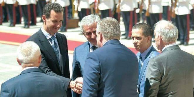 مرگ مشکوک نخستوزیر آبخازیا پس از بازگشت از سوریه