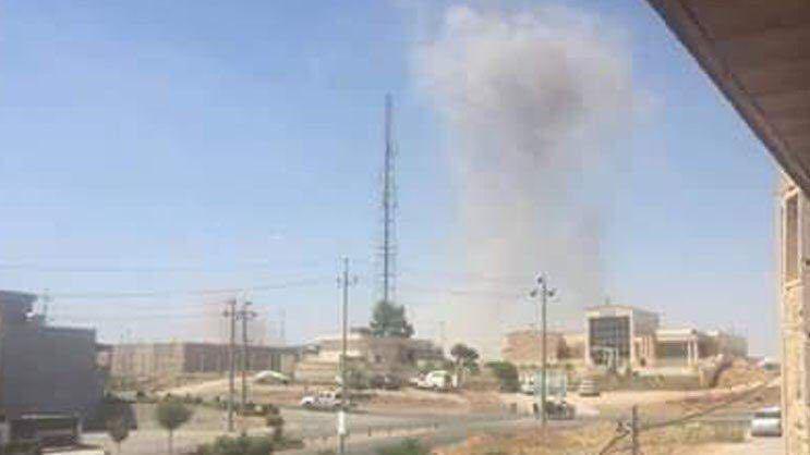 داعش یا کوموله؛ هیچ کس از خطر موشکهای سپاه در امان نیست
