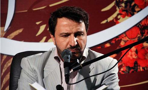 تلاوت مجلسی آیات ۲۶-۳۲ سوره آل عمران با صدای  محمد حسین سعیدیان