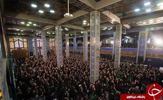 حسینیهها و مساجد یزد برای ماه محرم آماده شد/ شورحسینی در حسینیه ایران