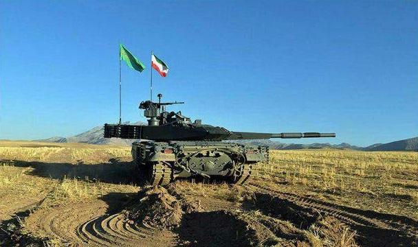 تانك کرّار، دستاورد مهم نیروهای مسلح کشور در رزم زمینی