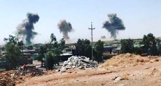 پشت پرده حملات موشکی سپاه به مواضع تروریستها