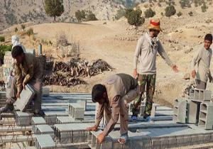 خدمات رسانی ۱۵۰ گروه جهادی در مناطق محروم