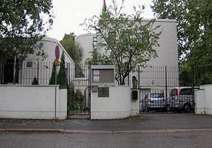 تعرض افراد ناشناس به سفارت ایران در فنلاند