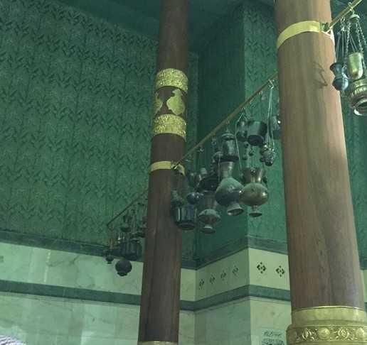 اطلاعاتی پیرامون فضای داخلی کعبه/ چرا تصویربرداری از داخل خانه خدا ممنوع است؟