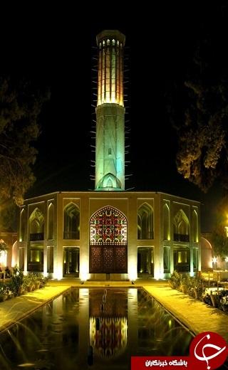 یزد،مشهور به شهربادگیرها / بادگیر، اولین کولرطبیعی تاریخ بشر