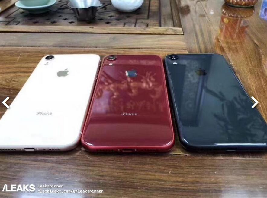 آیفون Xr ؛ نام نسخه سوم آیفونهای 2018 اپل نیز مشخص شد +تصاویر