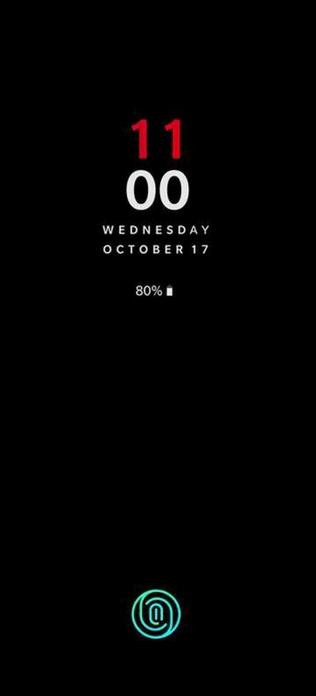 گوشی OnePlus 6T به حسگر اثر انگشت در زیر صفحه نمایش مجهز خواهد بود +تصویر
