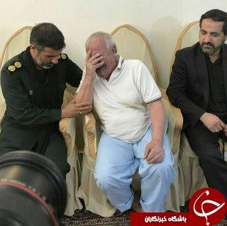 در حال تکمیل///اشکهای پدر شهید پس از شنیدن خبر بازگشت پسرش بعد از 36 سال گمنامی + فیلم
