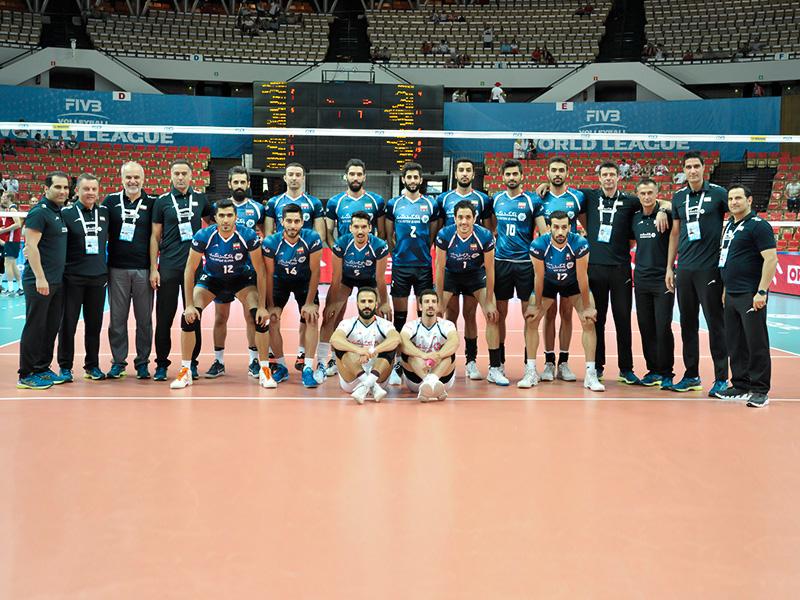 تیم ملی والیبال ایران – پوروتوریکو؛ جدال با حریف اروپایی در گام نخست