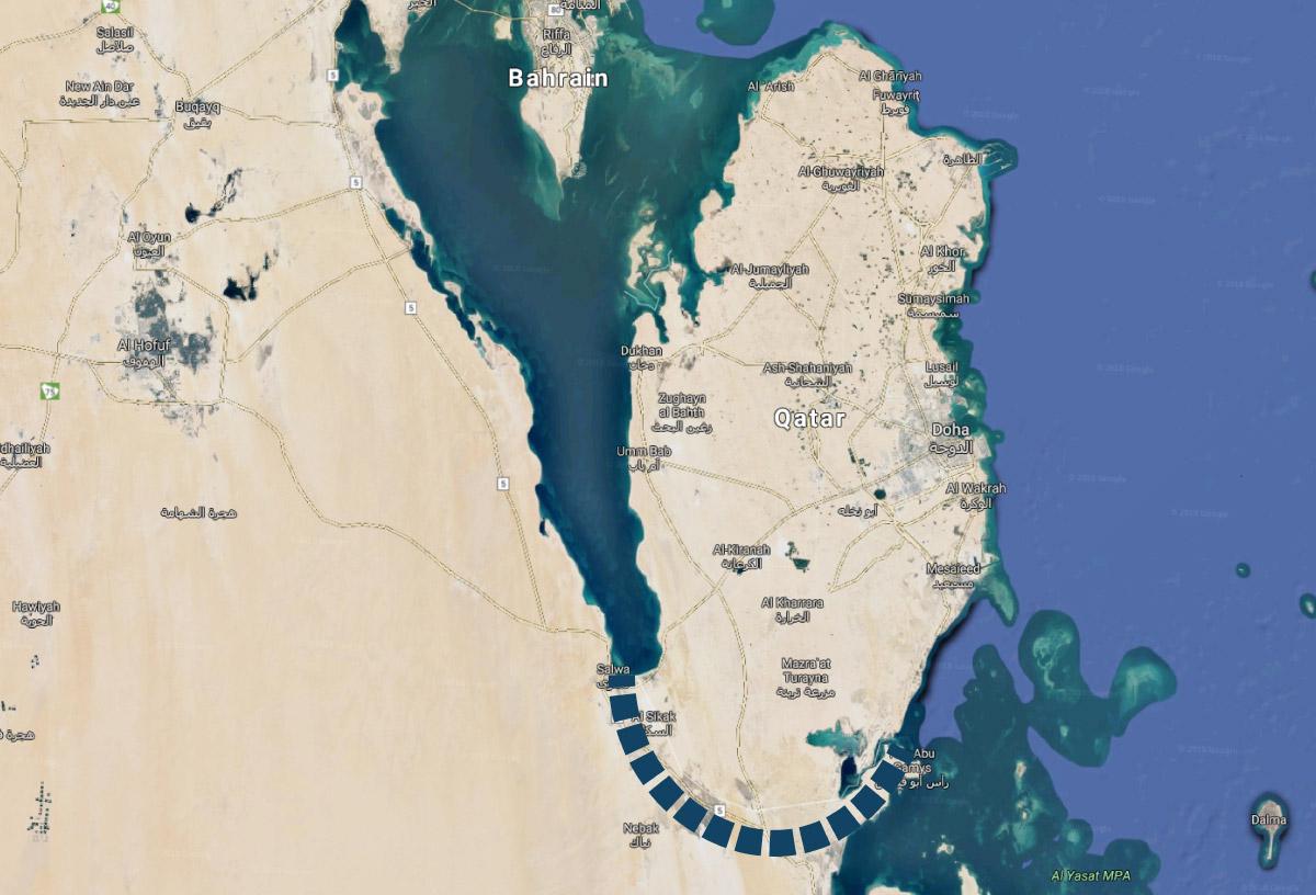 اختلاف با قطر یا انتقام از ایران