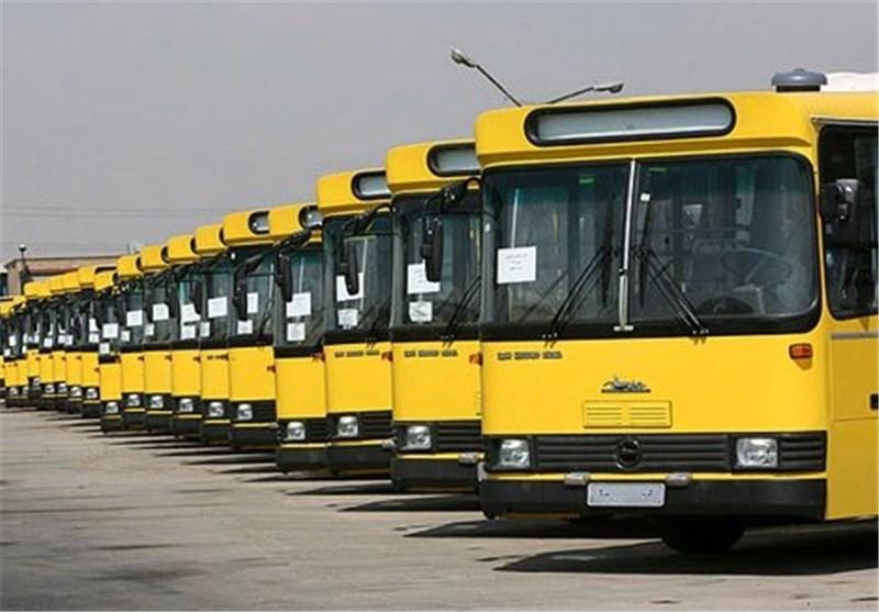 تمهیدات ویژه اتوبوسرانی تهران برای مراسم تشییع پیکر ۱۳۵ شهید دفاع مقدس