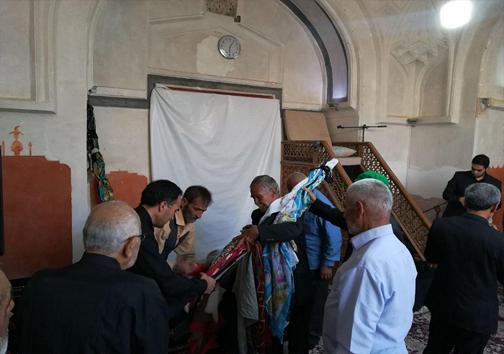آداب و رسوم عزاداری محرم در خراسان شمالی/ از علم بندی تا نخل گردانی