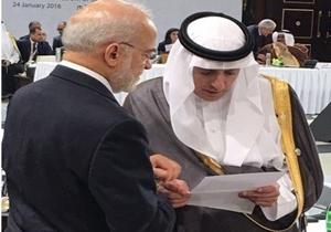 درگیری لفظی وزیر خارجه عراق با وزیر سعودی بر سر ایران و یمن