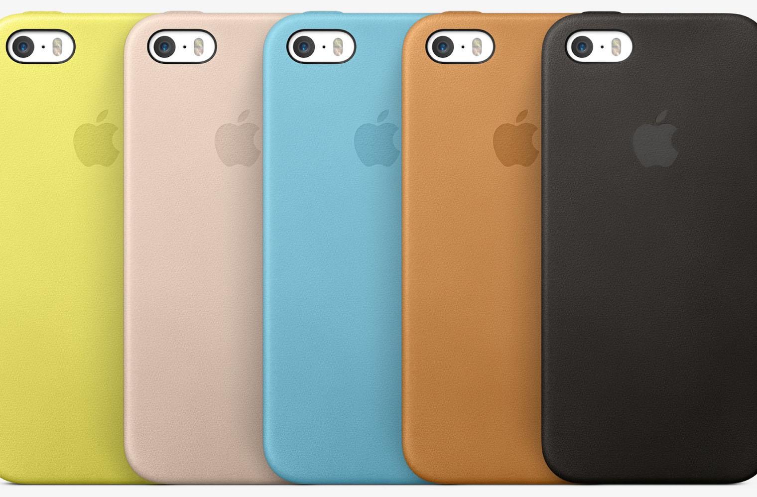 قابهای اپل قبل از خود محصولاتش رونمایی شدند