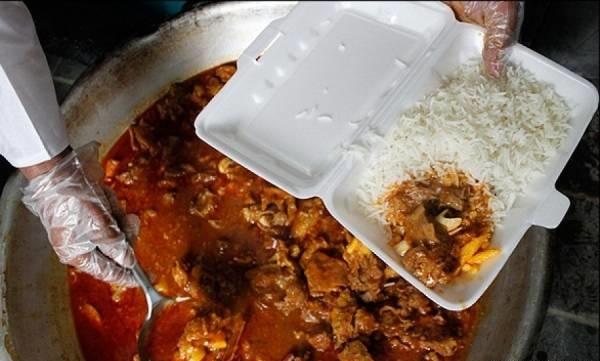عزاداران حسینی هنگام مصرف نذری چه نکاتی را باید رعایت کنند