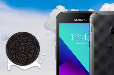 آپدیت جدید Galaxy Xcover4 منتشر شد