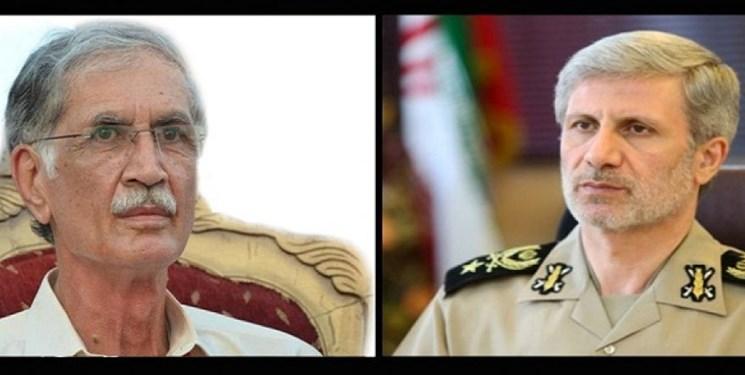 گسترش همکاریهای دفاعی ایران و پاکستان در جهت امنیت منطقه/بحران یمن راه حل نظامی ندارد