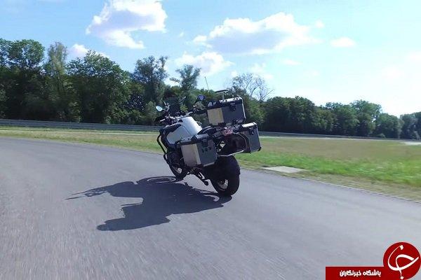 توانمندی های این موتورسیکلت کنترل گاز و کلاچ و ترمز به طور خودکار