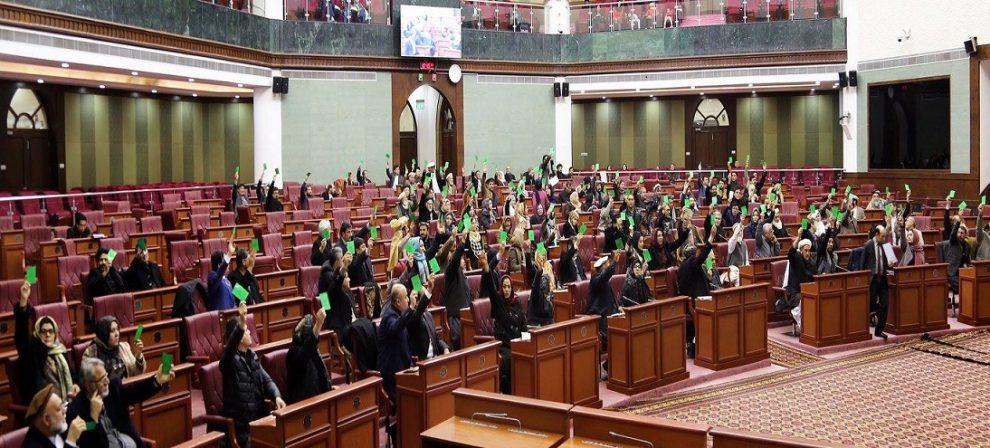 مجلس افغانستان با اکثریت آرا خواستار بازنگری پیمان امنیتی کابل ـ واشنگتن شد