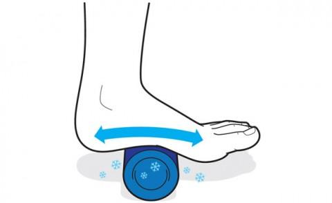 تمرینهای مناسب برای درمان درد کف پا+ تصویر