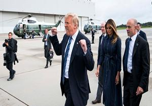 5 واکنش جنجالی ترامپ نسبت به حادثه 11 سپتامبر/ من رئیس جمهور بودم این اتفاق نمیافتاد