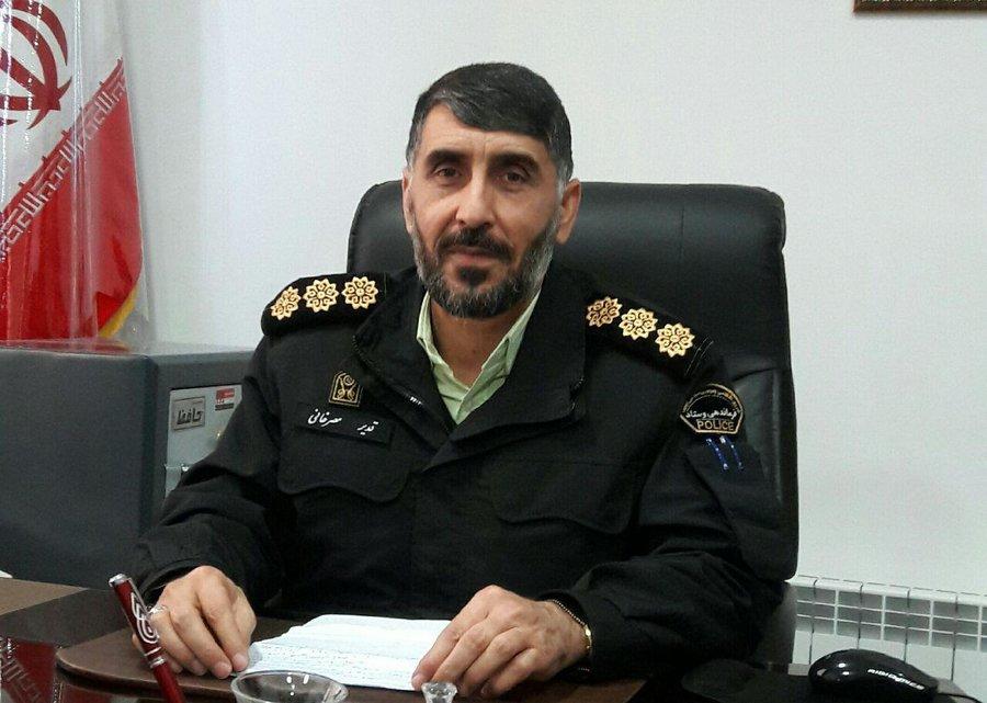دستگیری ۳ سارق حرفهای در قوچان