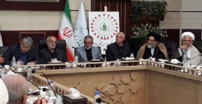 دشمن تلاش دارد تا مردم از نظام ناامید شوند/ کار اجرایی ستاد چهلمین سالگرد پیروزی انقلاب از مهر آغاز میشود