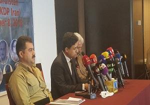 اذعان حزب دموکرات کردستان به پیچیدگی عملیات موشکی ایران