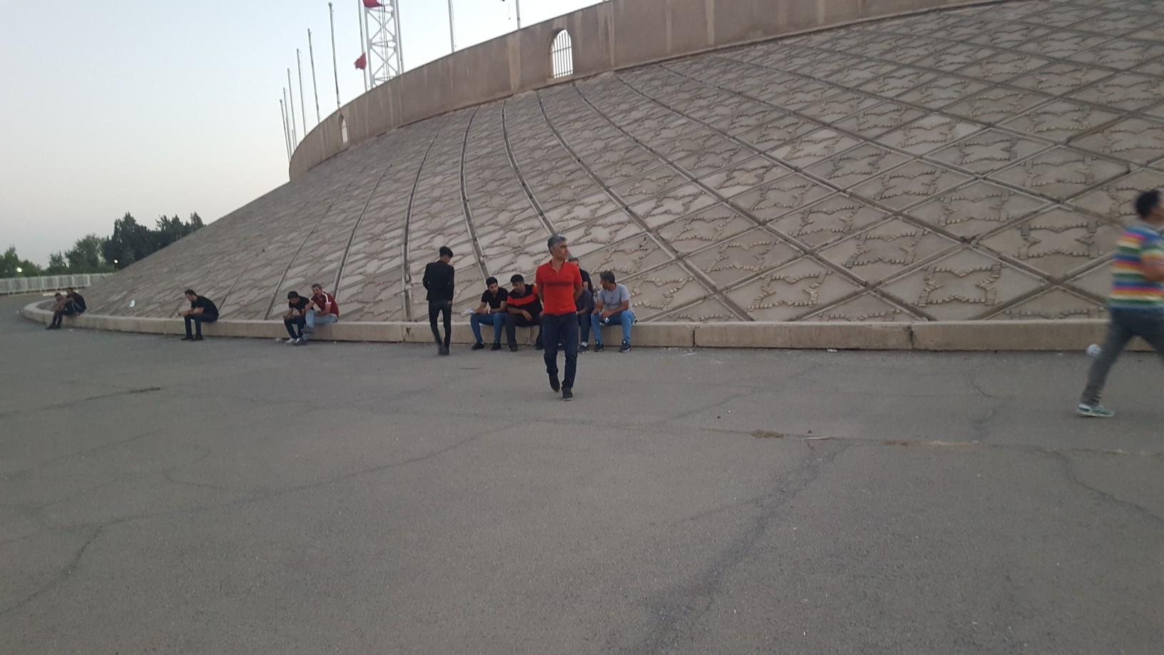 حواشی پیش از بازی تیمهای پرسپولیس و نساجی مازندران