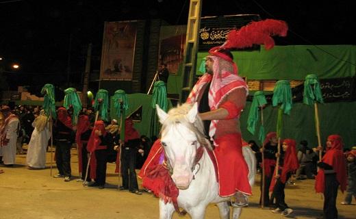 روایتی از آداب رسوم مردم اردکان در محرم